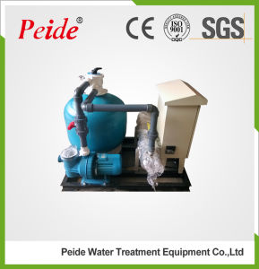Auto Backwash Sand Filter pictures & photos