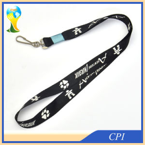 Fashion Standard J Hook Lanyard with Metal Crimp pictures & photos