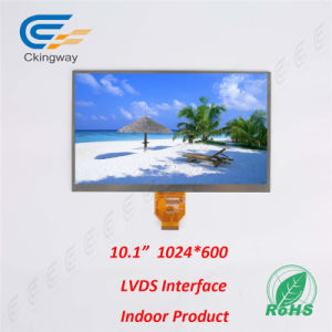10.1 Inch Contrast Ratio 700 Cr TFT LCD LCM pictures & photos