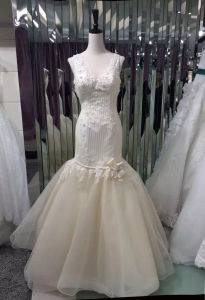 New Arrival Mermaid Wedding Dress Under 150USD pictures & photos