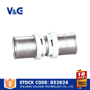 Valogin Brass Tube, Tee, Elbow Push Fittings pictures & photos