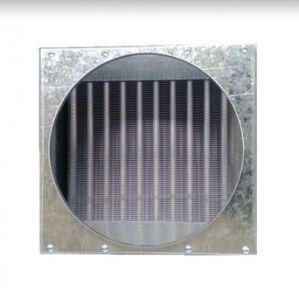 Fin-Type Refrigeration Part, Condenser