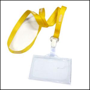 Customizable Printed Logo Nylon Lanyard for Factory pictures & photos