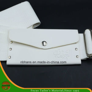 High Quality Comfortable OEM New Design White Belt pictures & photos