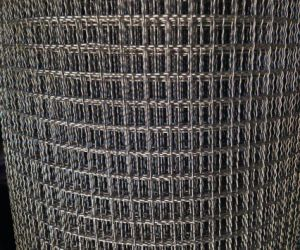 High Carbon Steel Wire Crimped Wire Mesh pictures & photos