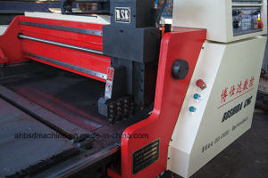 High Speed Groove Vee Cut Machine pictures & photos