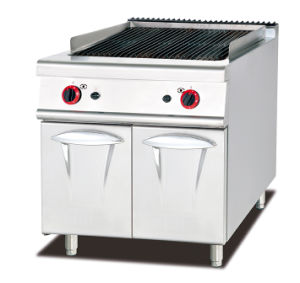 Good-Quality Gas 4-Burner Range with Gas Oven for Restaruant pictures & photos