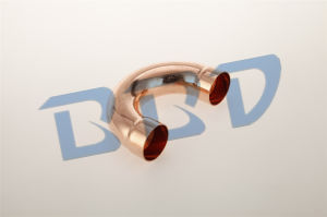 Copper Fitting U-Type Elbow pictures & photos