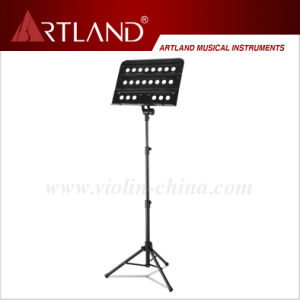 Folding Orchestral Music Stand (AS-101S) pictures & photos
