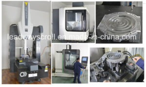 Oil Free Scroll Compressor Better Than Screw Compressor pictures & photos