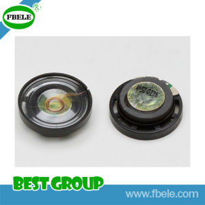 Fbf29 -2 Best Popular 29mm 0.25W Mini Mylar Speaker (FBELE) pictures & photos