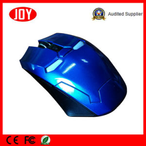 New Style Wired 2.4GHz USB Optical Gaming 6D Gamer Mouse pictures & photos