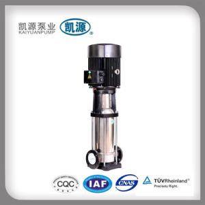 Electric Water Supply Pump Stainless Steel Impeller pictures & photos
