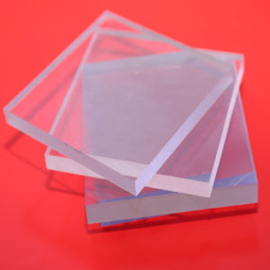 Polycarbonate Sheet in 100% Virgin Lexan/Makrolon Resin pictures & photos