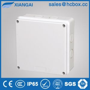 Hc-Bt200*200*80mm Waterproof Junction Box Enurope Box Cabinet IP65 Box pictures & photos