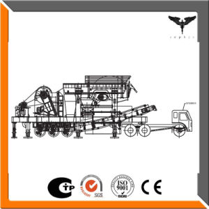 Mobile Cone Crusher Plant Manufacturer in China pictures & photos