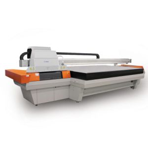 UV Flatbed Printer for Plastic Metal Ceramic pictures & photos