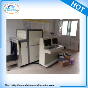 X Ray Baggage Scanning System with High Quality pictures & photos