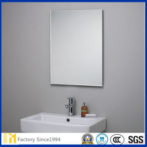 Custom High Quality Indoor Frameless Wall Mirror for Home Decoration pictures & photos
