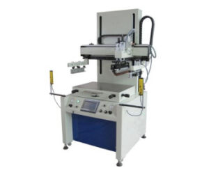 SX-4060V Label Circuit Board Flat Screen Printing Machine pictures & photos