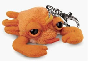 2017 Custom Promotional Item Plush Keyring Teddy Bear Keychain pictures & photos