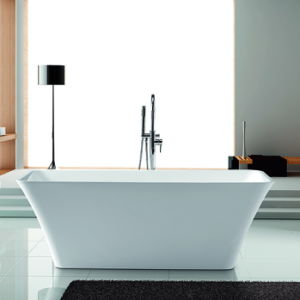 Korra Simple Freestanding Bathtub with 19 Years OEM & ODM Experience pictures & photos