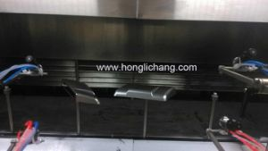 Fixed-Gun Spray Painting Booth for Car Spare Parts pictures & photos