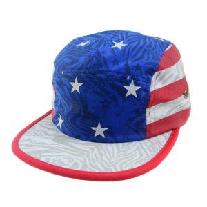 Fashion Design 5 Panel Supreme Hat Ployester Camper Cap pictures & photos