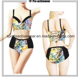 Wholesale High Quality Women′s Swim Wear Sexy Bikini pictures & photos