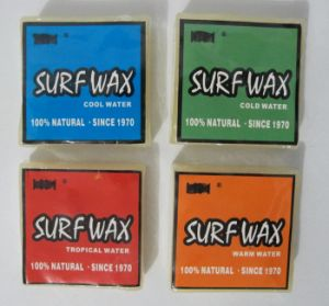 Warm Cool Cold Tropical Surf Wax for Surfboard Surfing Sports