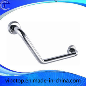New Style Stainless Steel Bath Handrail with Soap Dish pictures & photos