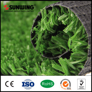 Best Choice PE Material Tile Football Grass Field Carpet for Sports pictures & photos