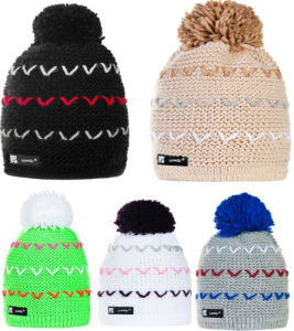 Women Knitted Winter Hats Beanies (A733) pictures & photos