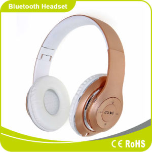 Fashion 4.1 Bluetooth Stereo Wireless Headphone with FM Function pictures & photos