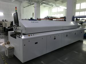 Reflow Oven Soldering Use in PCB Assembly pictures & photos