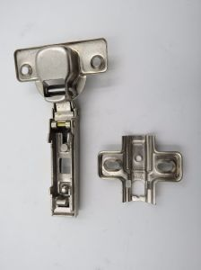 35mm Cup Clip on Hinge Two Way Concealed Hinge pictures & photos