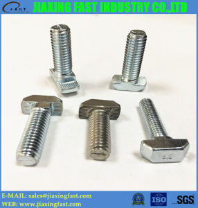 T Bolts for Aluminum Profiles T Nuts