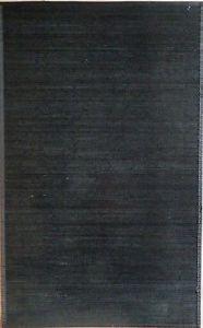 Chocolate Brown Slat Bamboo Area Rug Floor Carpet Mat pictures & photos