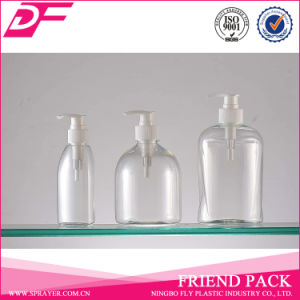 Yuyao 500ml Pet Spray Bottle with Pump Sprayer for Water