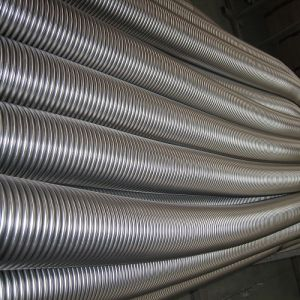 Corrugated Steel Hose with All Kinds of Fitting pictures & photos