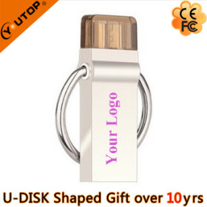 OTG Andriod Mobilephone Gifts Dual USB3.0 Flash Drive (YT-3288-03) pictures & photos