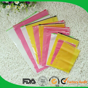 Hot Sell Plastic Bag Zipper Lock Bag for Clothes pictures & photos