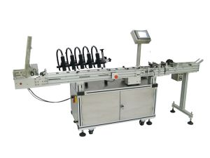 Scratch Card Personalization Machine (Vriable Printing and Labeling) pictures & photos