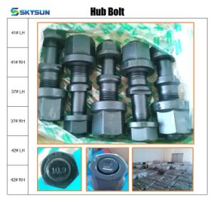 Stock 10.9 Grade Wheel Bolt Hub Bolt for Sale pictures & photos
