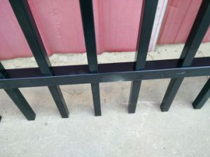 PVC Picket Fence Panels pictures & photos
