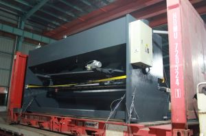 Hydraulic Guillotine Shearing Machine (QC11Y-20X2500) pictures & photos