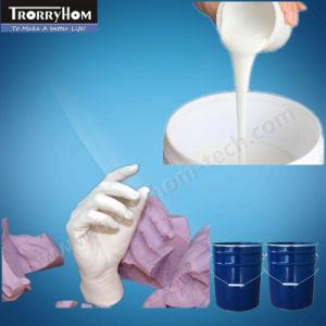 Medical Grade Life Casting Silicone Rubber for Artificial Face pictures & photos