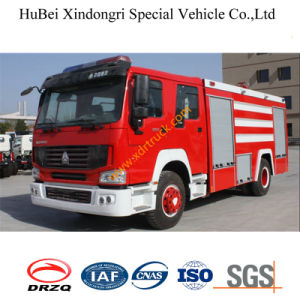 8ton Steyr Water Fire Truck Euro3 pictures & photos