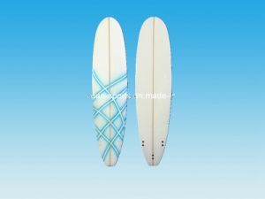 """7′2"""" Size Fun Surfboard, Minimal Surf Board PU and Glassfiber pictures & photos"""