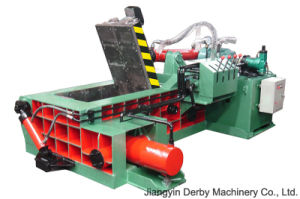 Hydraulic Scrap Metal Baler-- (YDF-100A) pictures & photos